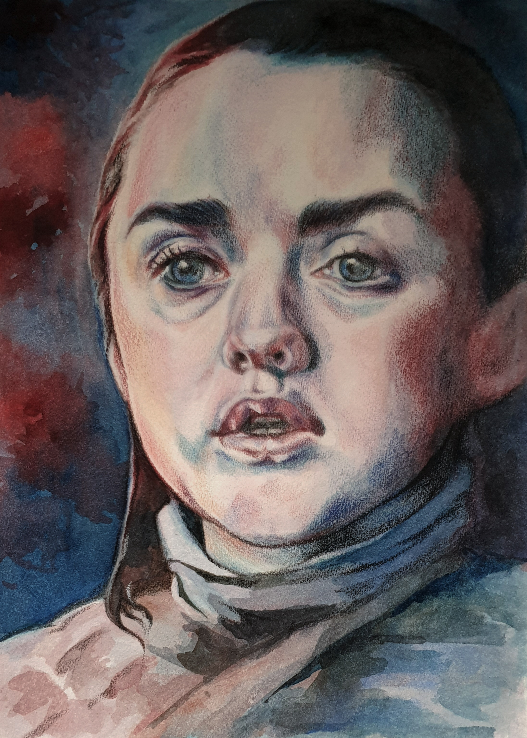 Arya Stark - Fan Art