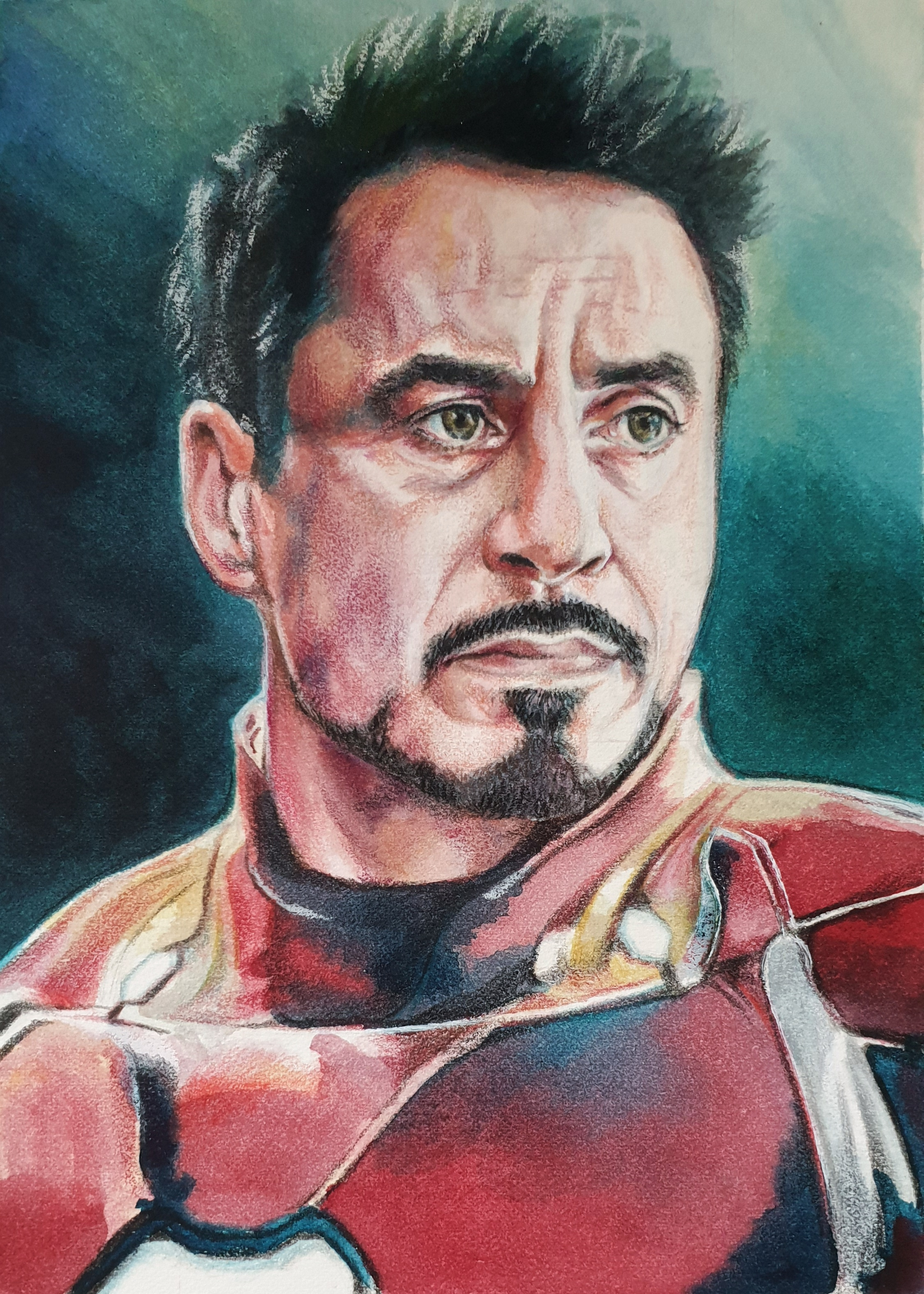 Tony Stark - Fan Art